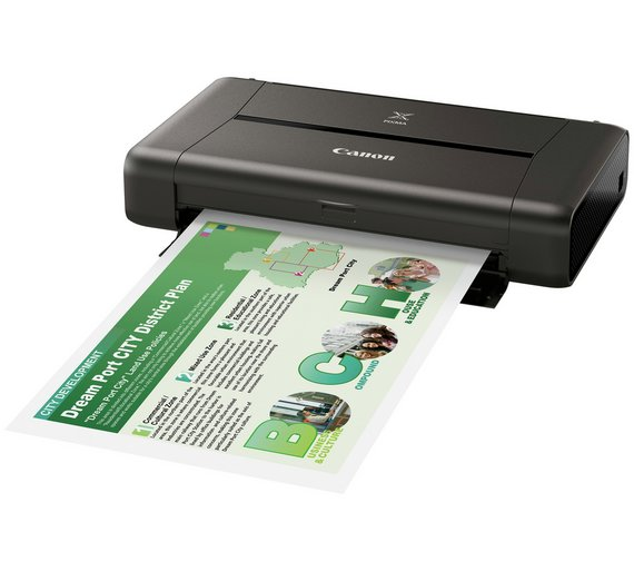 Canon Pixma IP110 Photo Printer