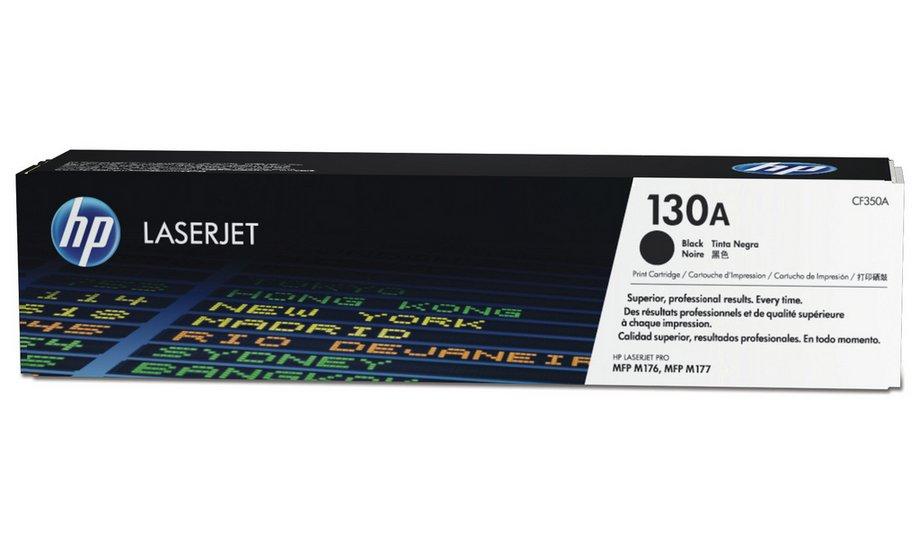 HP 130A CF350A Black LaserJet Toner