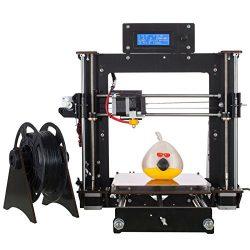 2017 High Precision Reprap Prusa i3 DIY 3d Printer