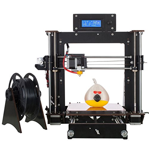 2017 High Precision Reprap Prusa i3 DIY 3d Printer